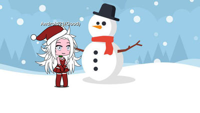 Gl Android21 Good In Christmas Outfit By Megaali On
