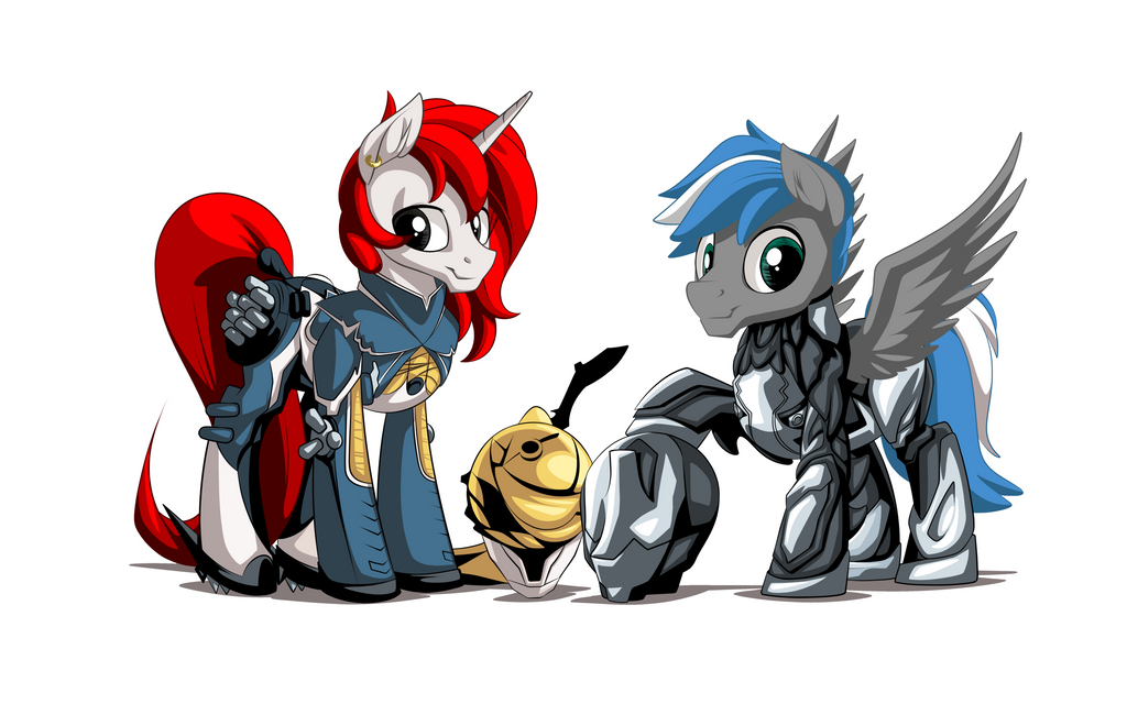 warframe_ponies_by_mysticalpha_by_cloudz