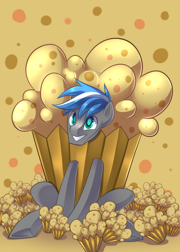 Muffins By Left2fail by Cloudzapper8
