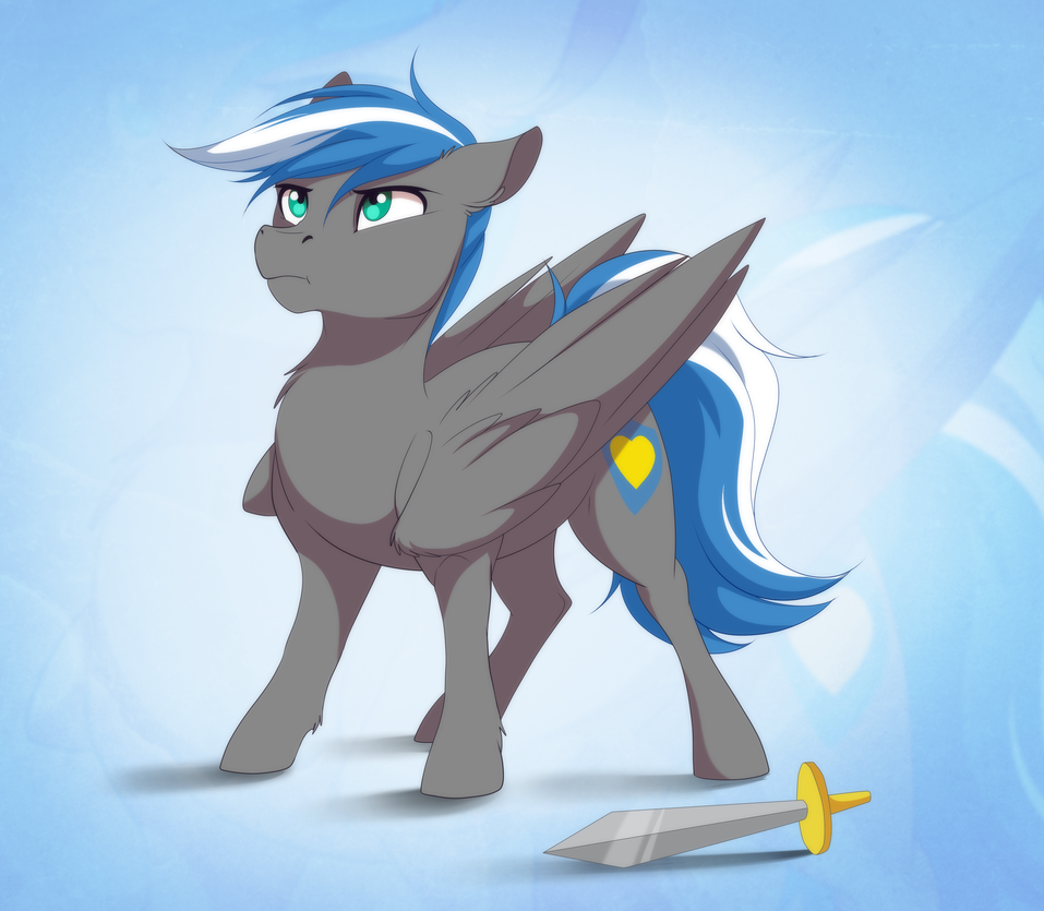 cloud zapper without armour By Dvixie by Cloudzapper8