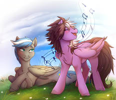 I sing for you by 1AN1
