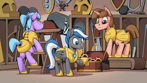 armory by mysticalpha
