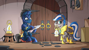 guards by mysticalpha