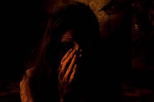 Alone In Darkness by CorpseGrinder562