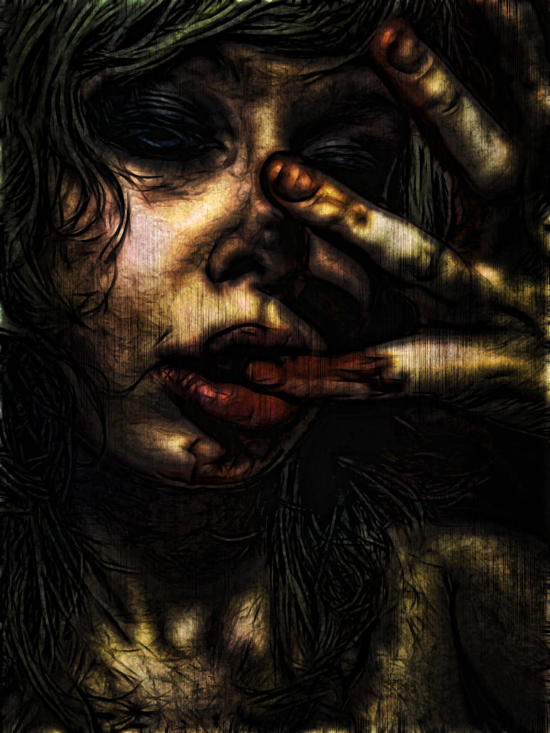 Death's Embrace by CorpseGrinder562