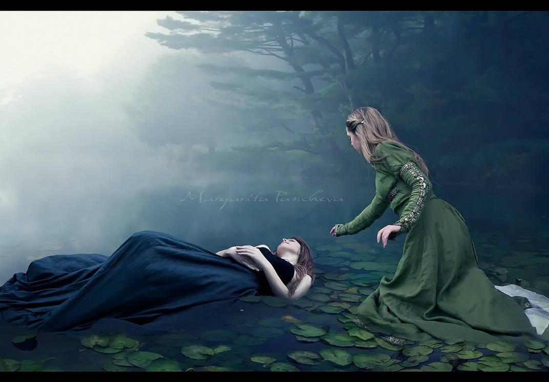 Black Swan by Child0fBodom