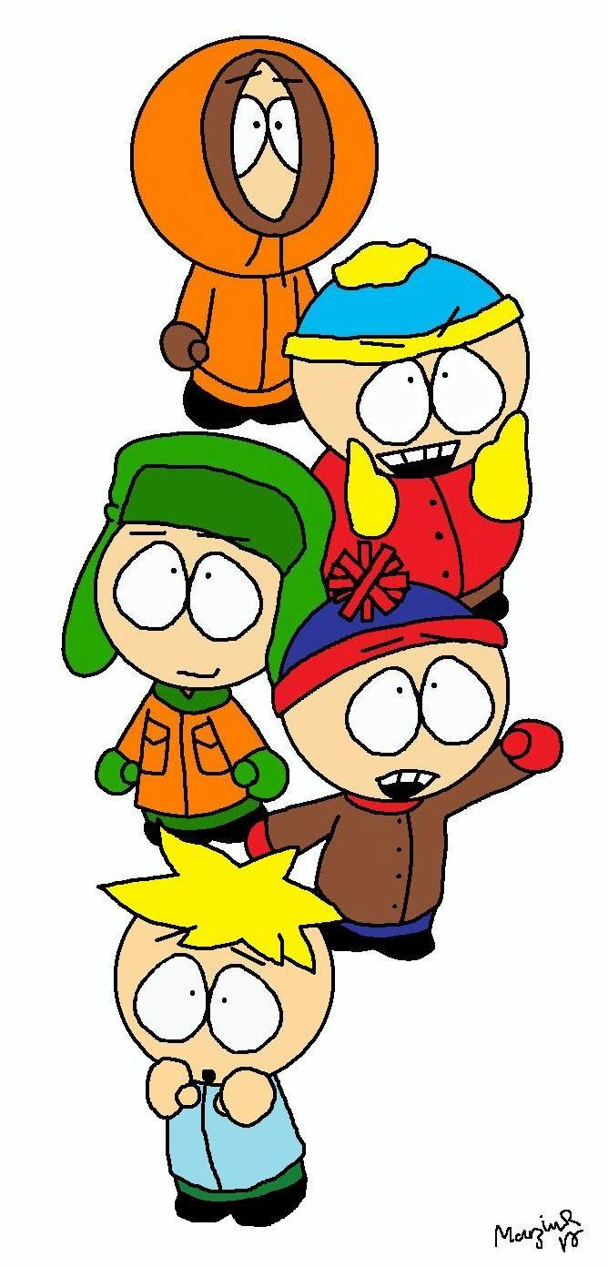 South Park by Insaneus