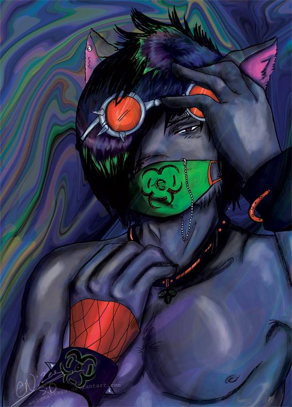 Experimental Wolf by enigma-toru