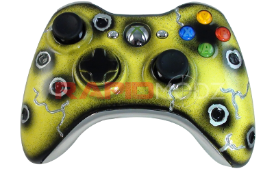 Bullet Cracked Modded Controller by Razfe