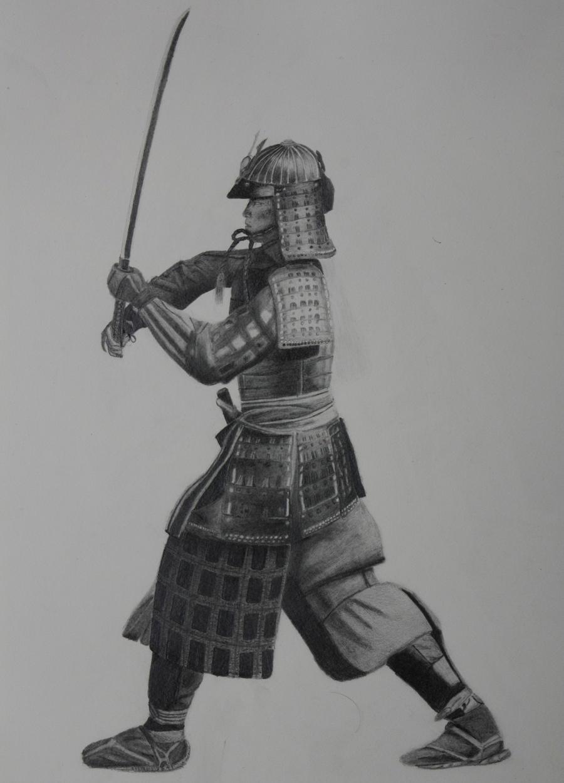 Samurai by LucasSoji