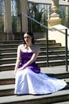 Purple Dress - 04