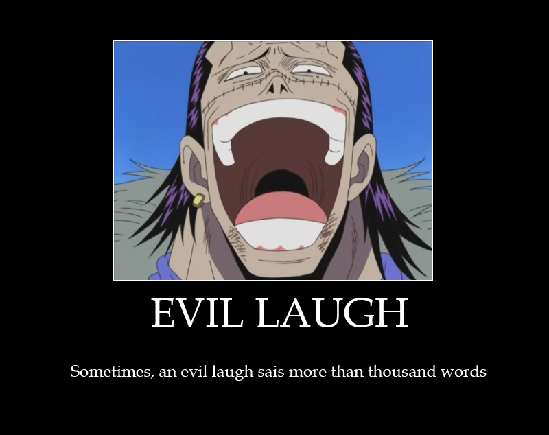 Evil Laugh by x9TheWolf4x on DeviantArt