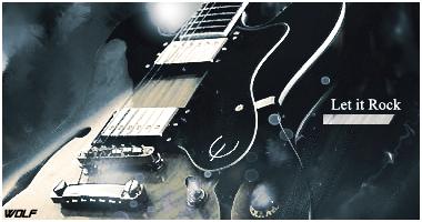 Let it rock by x9TheWolf4x