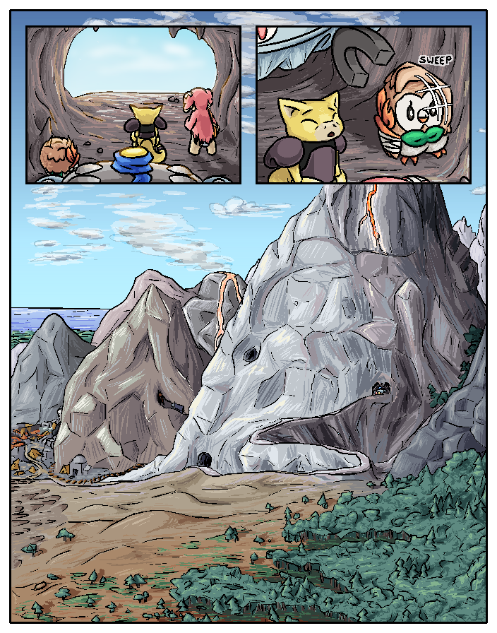 PMD: Stone Circle - Page 32