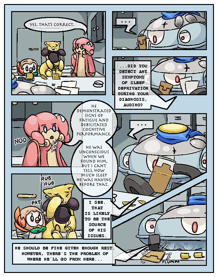 PMD: Stone Circle - Page 34