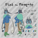 Flint the Mosquito