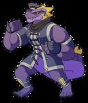lizard brawler