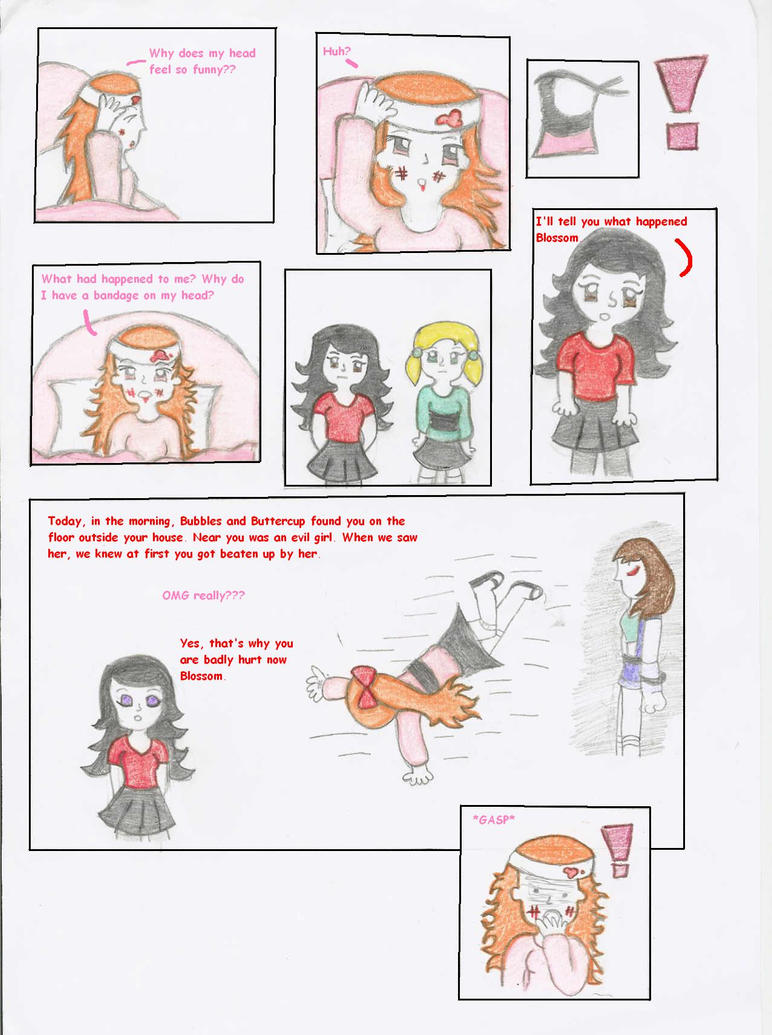 The enemy who loved me page 3 by Blossomlove200