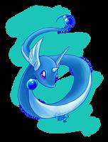 Blue Grace by SDevilHeart