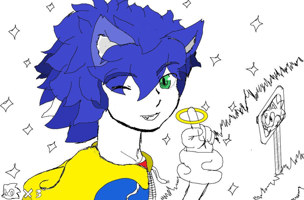 Sonichumanised by Adasse01