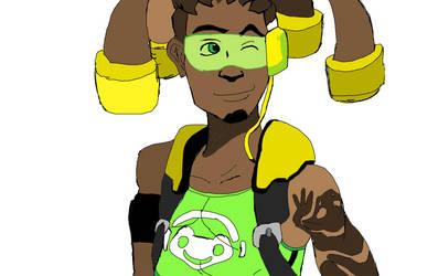 Lucio OVerwatch  Updated by Adasse01