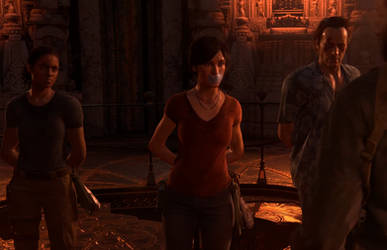 Uncharted: The Lost Legacy damsel 3 by benja100