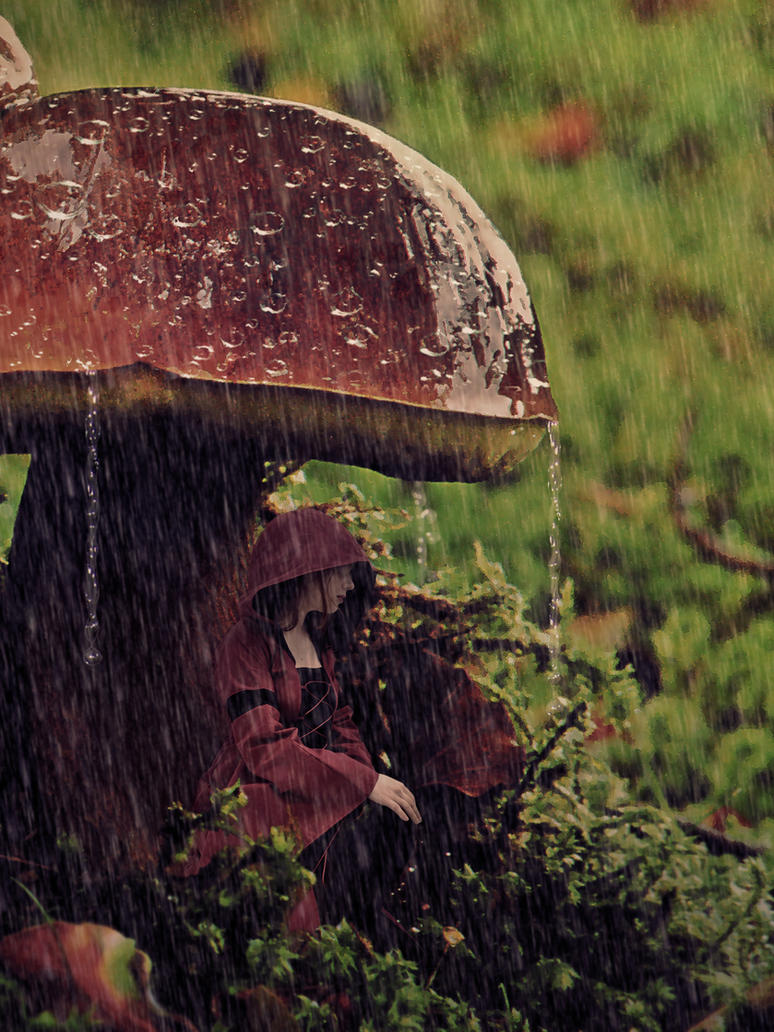 its raining by oosDesign