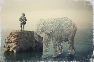 Water elefant by oosDesign
