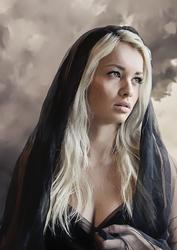 Black Veil by oosDesign