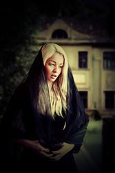 Black veil 2 by oosDesign