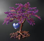 Completion - bead and wire tree of life