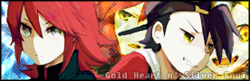 Gold n Silver by Aisu-Hyoukai
