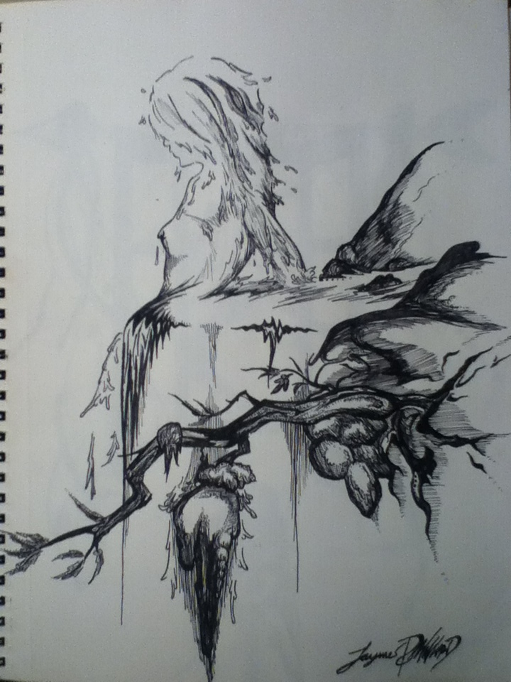 Water Elemental by BorderlineCreep99