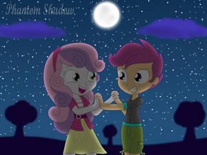 ScootaBelle - 'Let's Dance in the Moonlight'