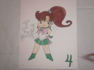 Fanart: Sailor Jupiter