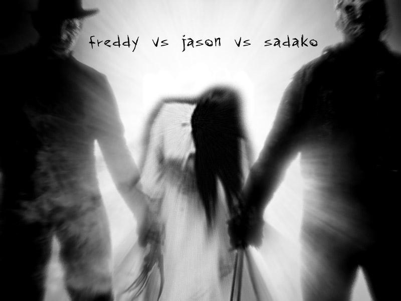 Freddy Vs Jason Sadako By Yomz