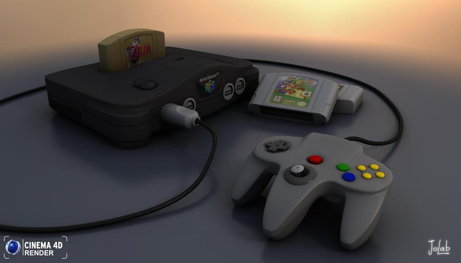 JoLab's N64