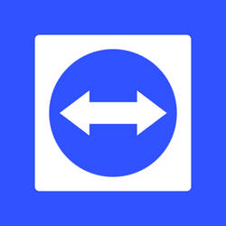 TeamViewer Modern UI Dock Icon by afflucky