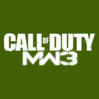 Modern Warfare 3 Modern UI Dock Icon by afflucky