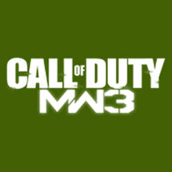 Modern Warfare 3 Modern UI Dock Icon