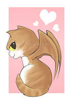 Kitty Love by keevs