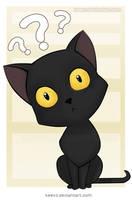 Kitten Cleo by keevs