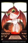 Demon Kitty Doomsday Button