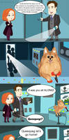 The X-Files Dog Ending