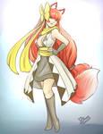 Kitsune Commission