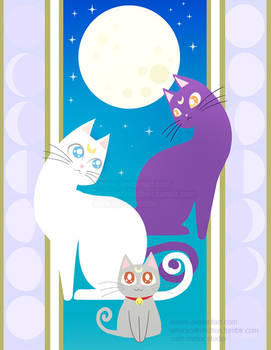 Luna, Artemis and Diana