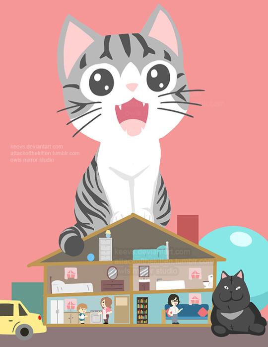 Chi's Sweet Home by keevs