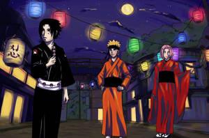 Naruto: Team Seven's Day Off