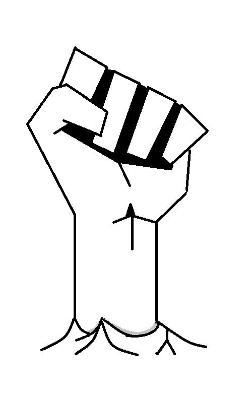 Rebel Fist by LayneFranks