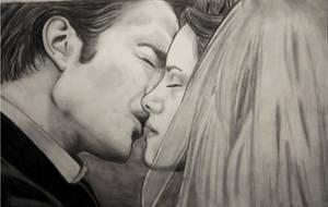 Edward and Bella Wedding by Ashlee41988